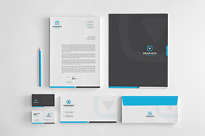 Graphic Design Belfast Business Stationary