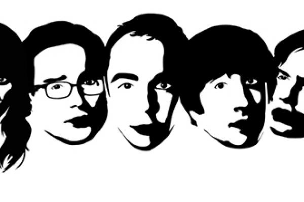 The Big Bang Theory Cast Members